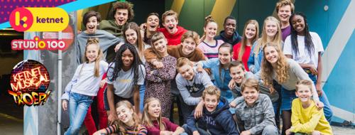 Maak kennis met de cast van Ketnet Musical: TROEP!