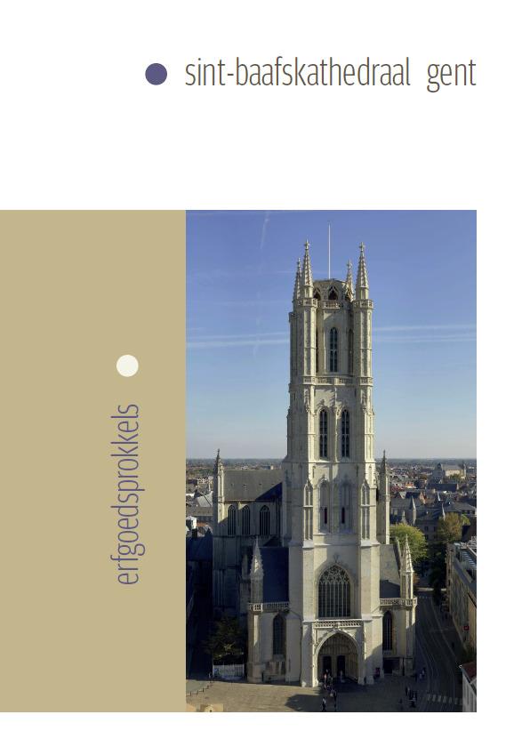 Nieuwe Erfgoedsprokkel leidt de bezoeker rond in de Gentse Sint-Baafskathedraal