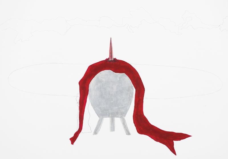 Grace Schwindt - Opera and Steel - 24&gt;25/03 PREMIERE Kaaistudio&#039;s<br/>Little Birds and a Demon - Pierced Mermaid © Grace Schwindt