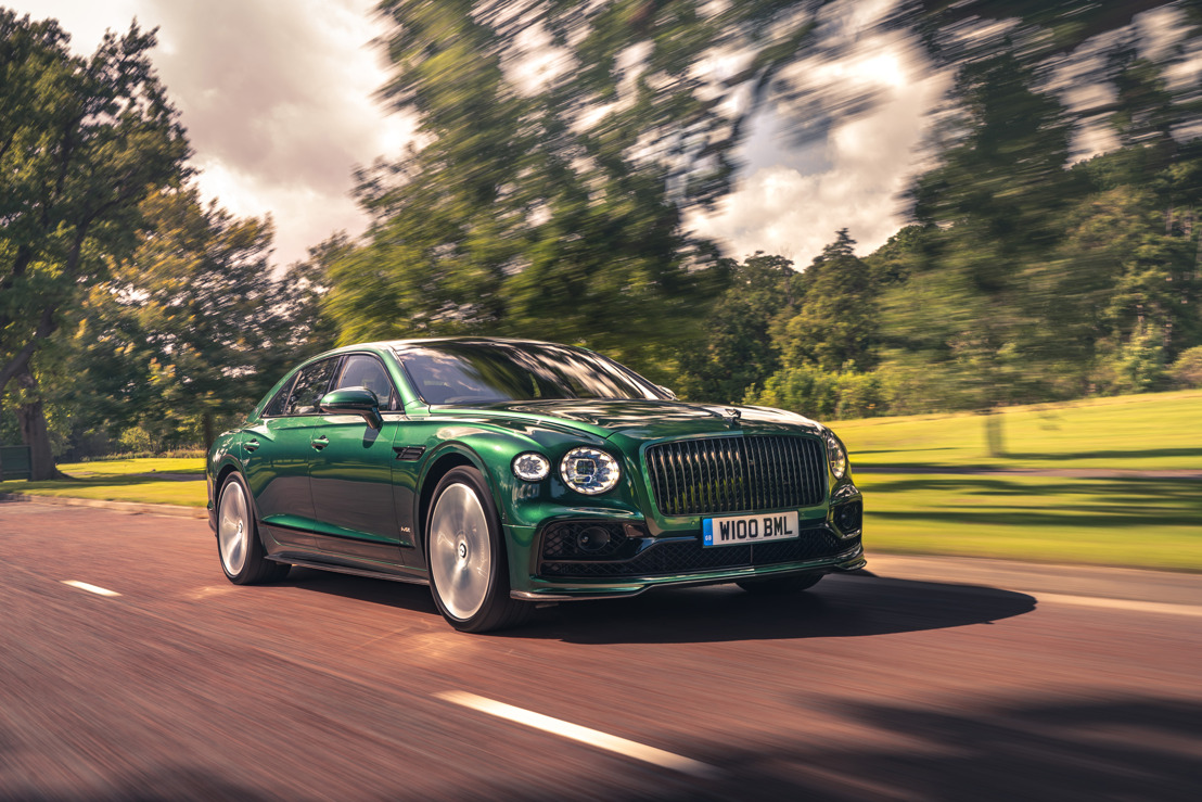 SPORTING AESTHETICS TO MATCH UNRIVALLED PERFORMANCE – THE NEW STYLING SPECIFICATION FOR THE BENTLEY FLYING SPUR