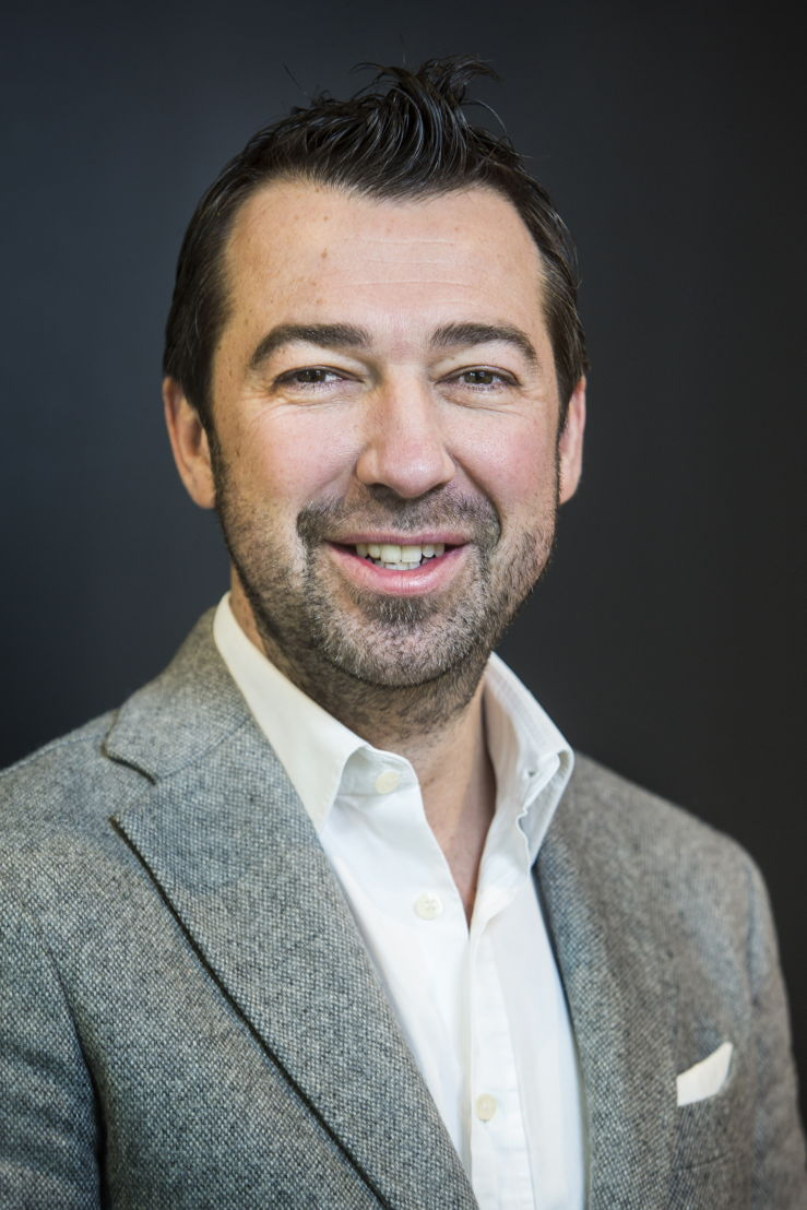 Christophe Degrez, CEO d'Eneco