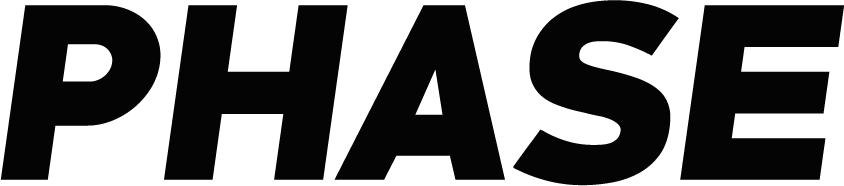 Phase official logo -black