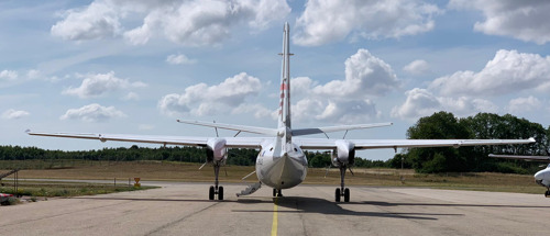 Preview: Antwerp - London City Airport route to be resumed on 4 May 2020
