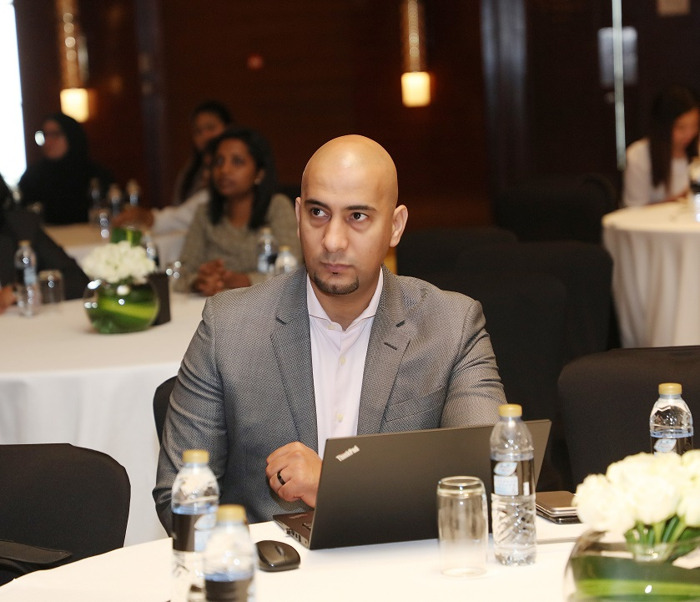 SPEAKER INTERVIEW: SULEIMAN AL DABBAS