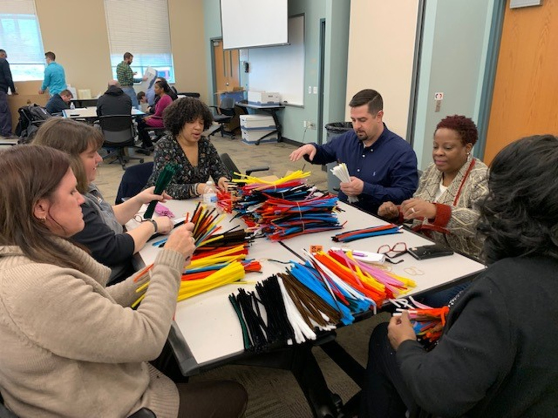 Employees Support STEM Initiative in Commemoration of Black History Month