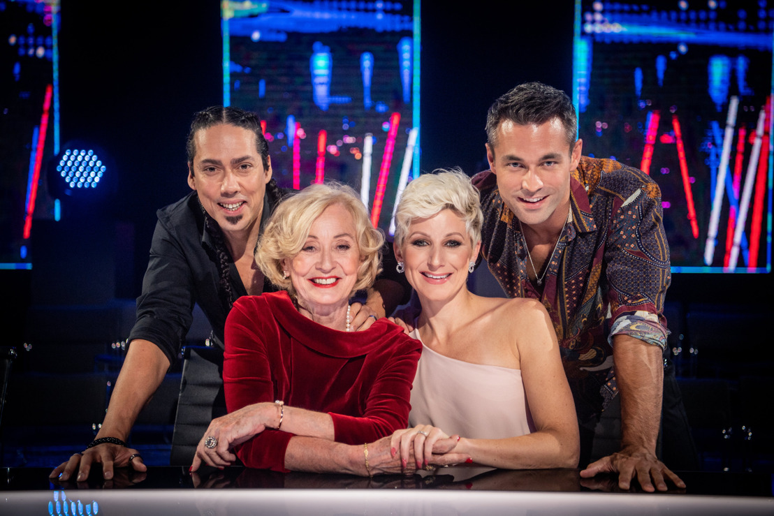 Groot, groter, grootst: 'grande dame' Leah Thys verrast in jury Dancing With The Stars