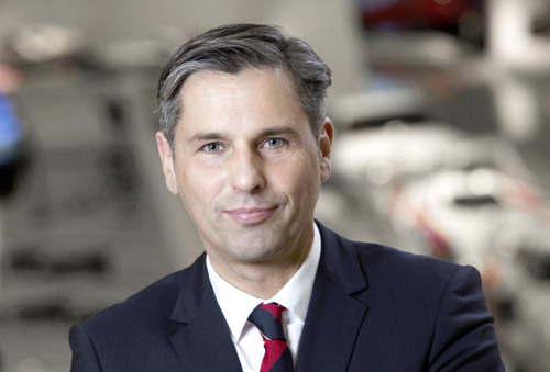 New Board Member for Sales, Marketing and After Sales at Volkswagen Passenger Cars brand