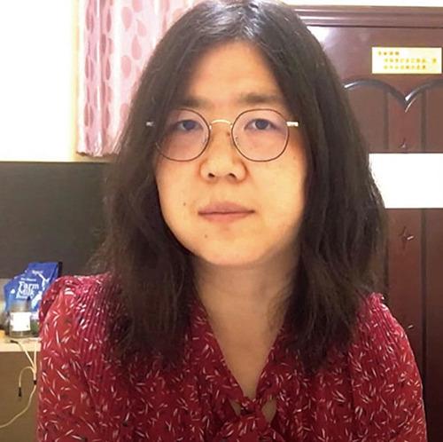 VUB en ULB eren vervolgde Chinese en Wit-Russische vrouwelijke journalisten