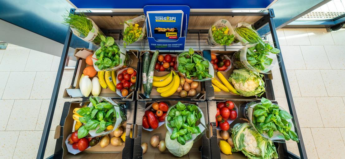 Lidl lanceert het initiatief 'GOOD TASTE, ZERO WASTE' om voedselverlies tegen 2025 met 50% te verminderen