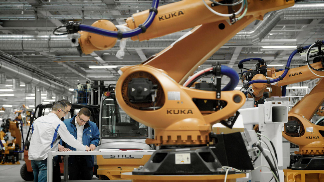 Todo acerca de la fábrica de autos eléctricos más eficiente de Europa