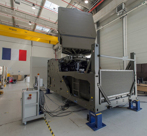 Ground Fire: Production of the latest generation radar for air and ballistic missile defence