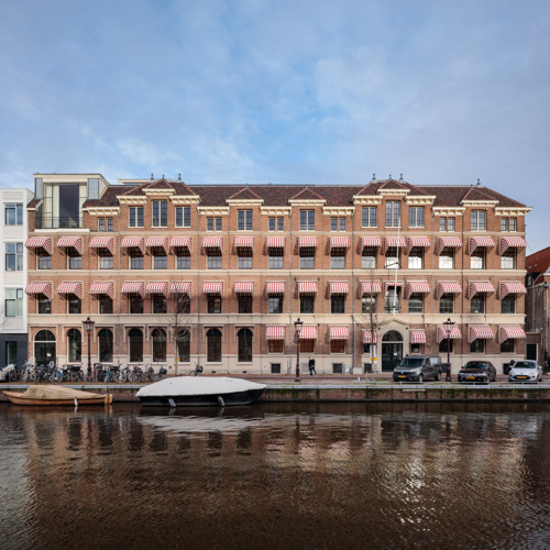 Fosbury & Sons opens its first co-working space in Amsterdam