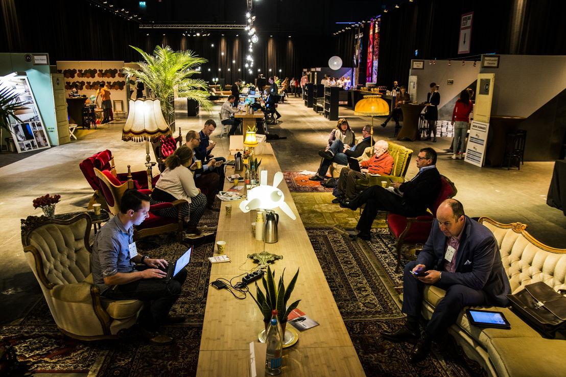Bring innovation home, het thema van het Creativity World Forum 2014