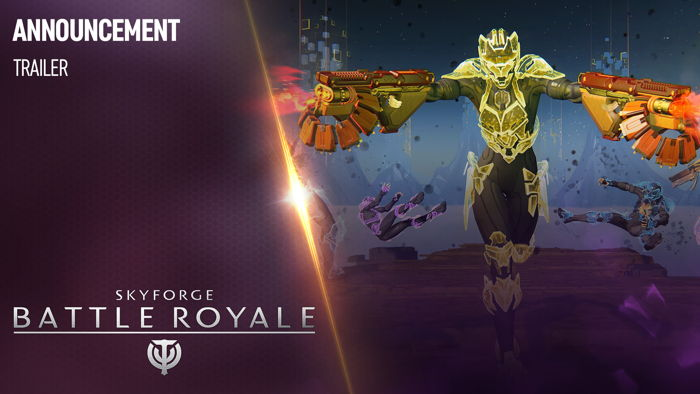 Preview: SKYFORGE ANNOUNCES NEW BATTLE ROYALE MODE COMING LATE AUGUST