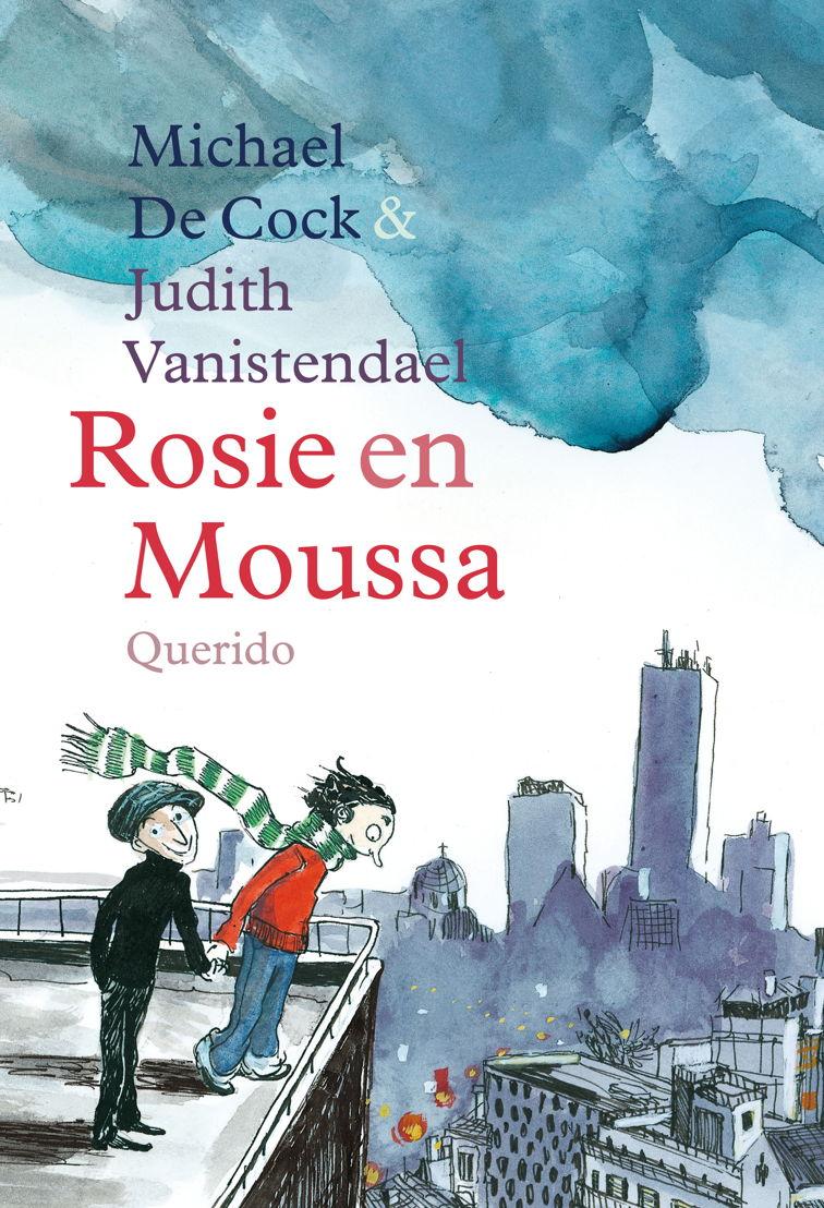 Cover Rosie en Moussa © Judith Vanistendael
