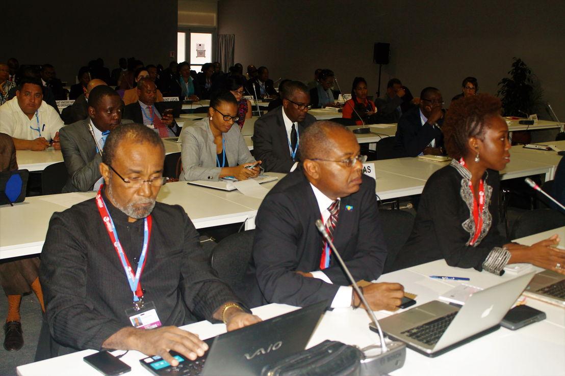Delegates at COP22, Marrakech, Morocco