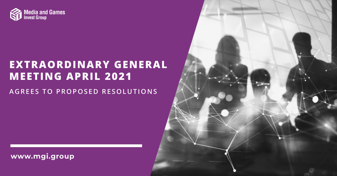 Adjourned Extraordinary General Meeting resolves all proposed agenda items incl. conversion to SE, thus paving the way for relocation of the company's registered offices