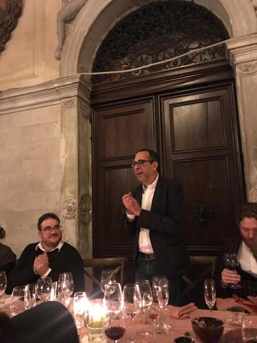Preview: Casa Dragones acompañó a Pablo Vargas Lugo en cena preparada por Enrique Olvera y Daniela Soto-Innes durante La Biennale di Venezia