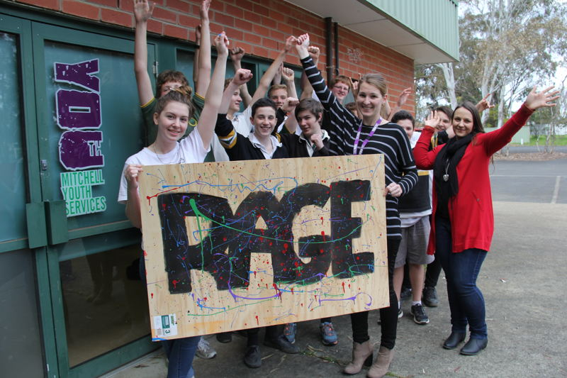 Mitchell Shire Council is implementing the youth led event RAGE (Rural Australians for Gender Equality)