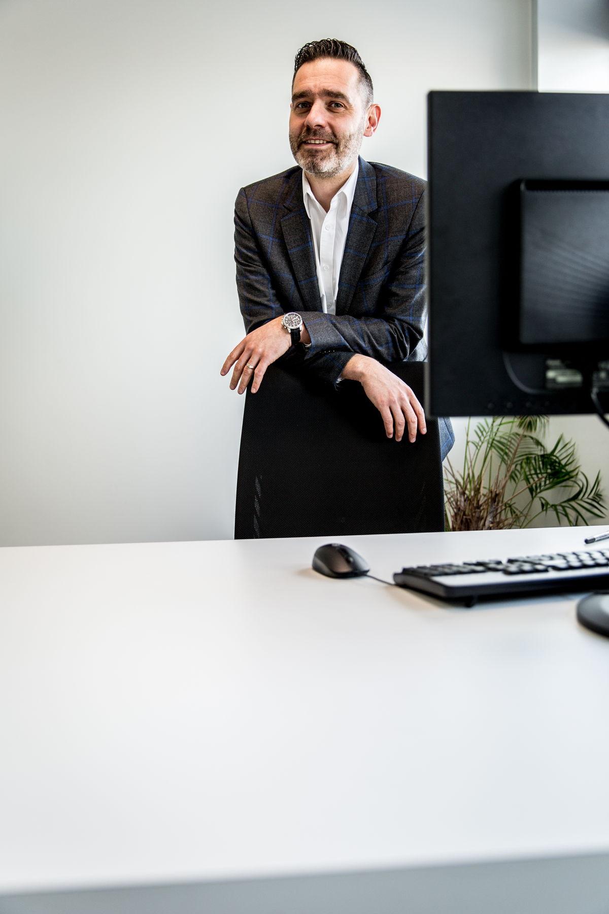 CEO Dimitri Beck