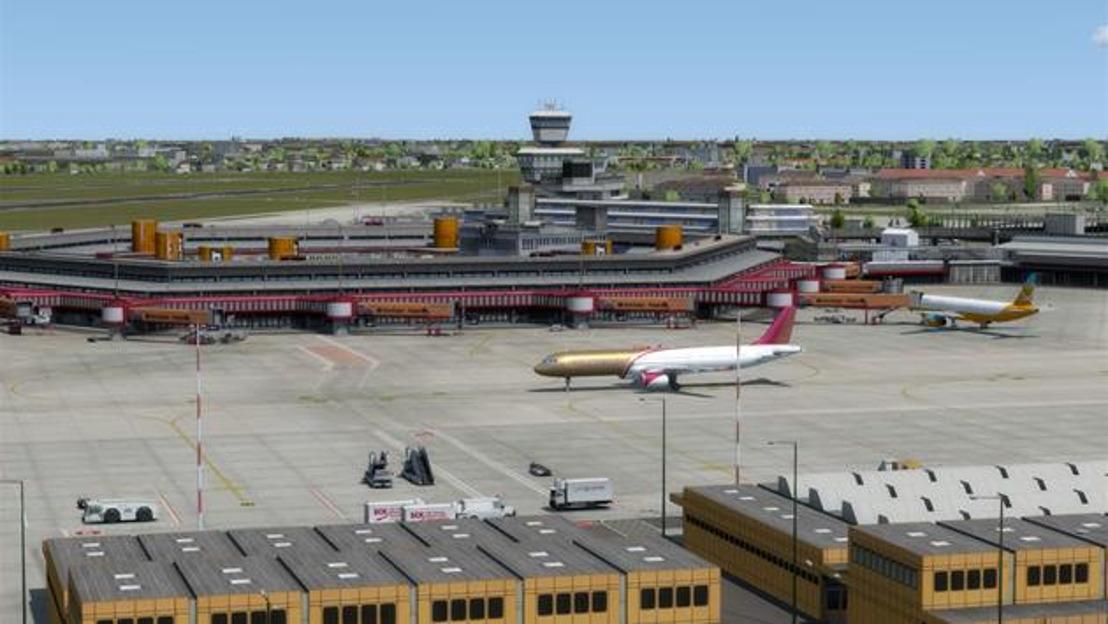 Trotz BER: Aerosoft fliegt Berlin-Tegel weiter an