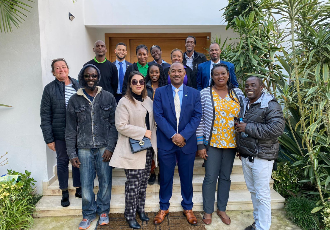 OECS Agriculture Experts visit Kingdom of Morocco on Technical Cooperation Mission