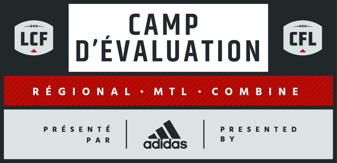 Montreal Regional Combine presented by adidas logo