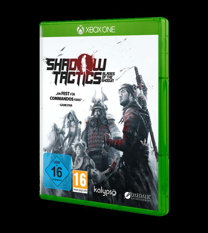 Xbox One Packshot