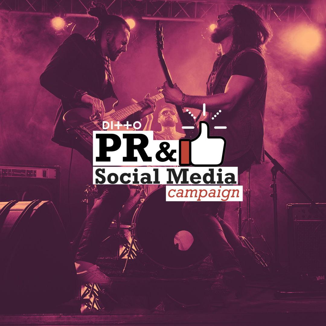 Pr & Social Campaign