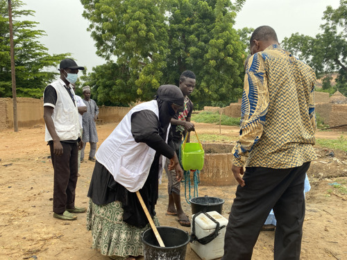 CHOLERA IN NIGER: MSF supports the public health efforts to contain the epidemic