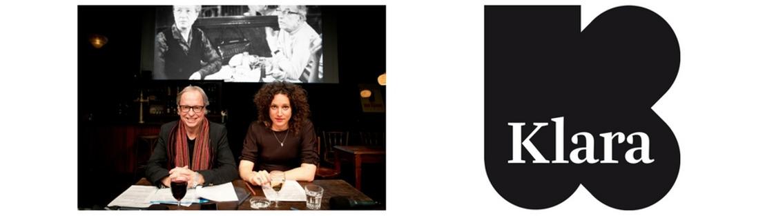 Bar de Beauvoir, met Heleen Debruyne en Pat Donnez, vanuit deSingel in Antwerpen