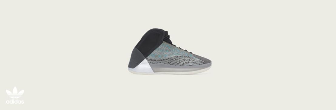 adidas + KANYE WEST anuncian el lanzamiento de YEEZY QNTM Teal Blue