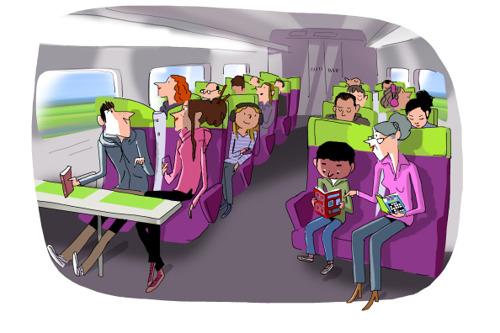Cet été, les enfants voyagent gratuitement à bord d'IZY