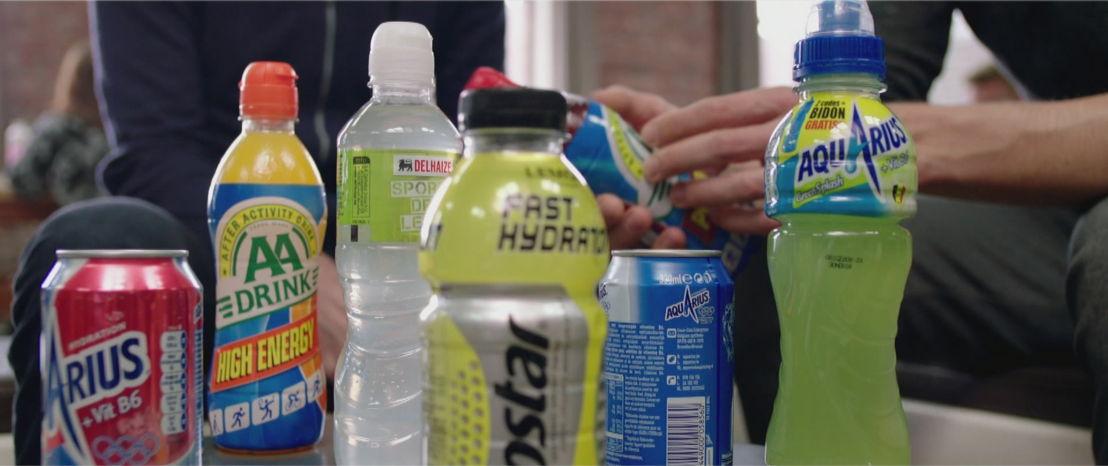 Sportdrank: onmisbaar?<br/>Over eten (c) VRT