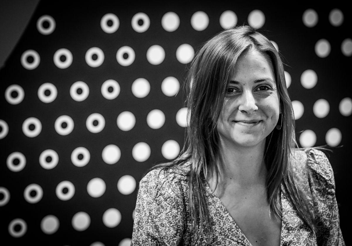 Tinne Claes © Radio 1
