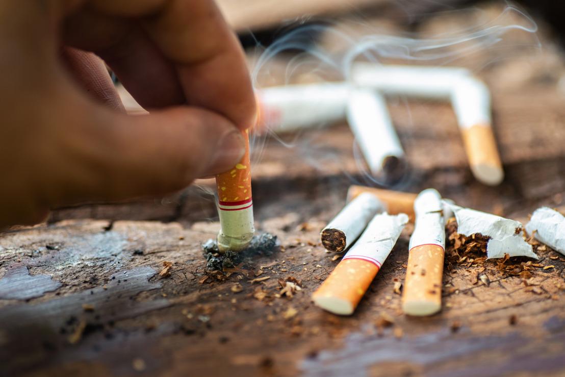 Belgen en hun sigaret: de recentste cijfers