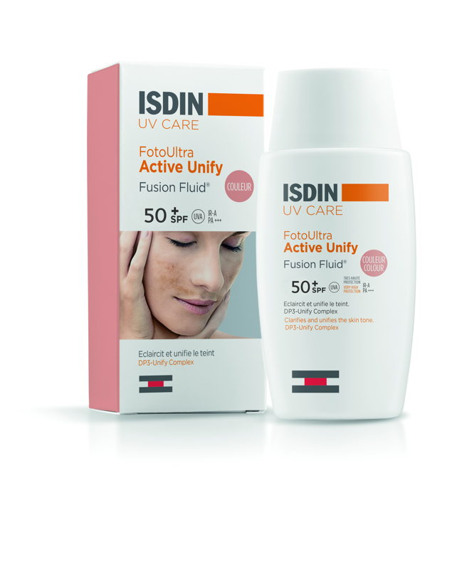 ISDIN FotoProtector<br/>Active Unify Color