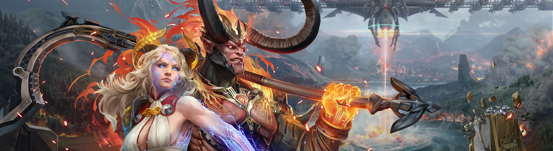 ACTION MMO SKYFORGE STARTS EARLY ACCESS ON PLAYSTATION 4 MARCH 28