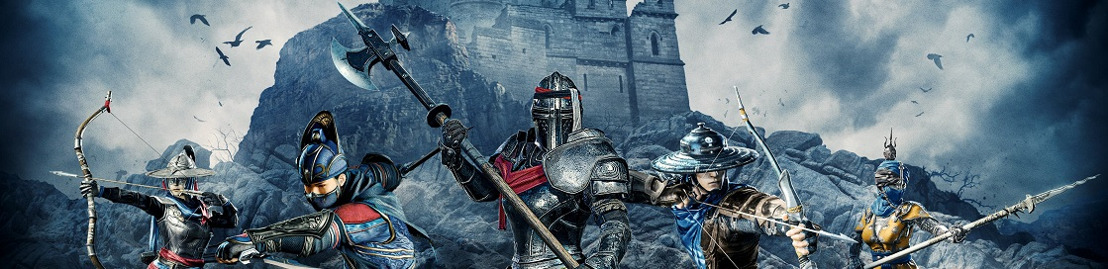 CONQUEROR'S BLADE GEARS UP FOR SEASON ONE LAUNCH