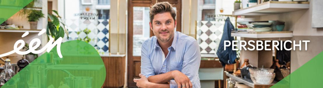 """Jeroen Meus pakt zijn keuken in voor een zomerse reeks van Dagelijkse kost in eigen land: """"De zomer heeft veel te bieden!"""""""