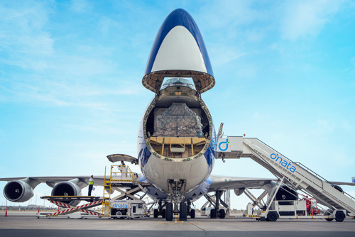dnata named 'Ground Handler of the Year' for the 5th time