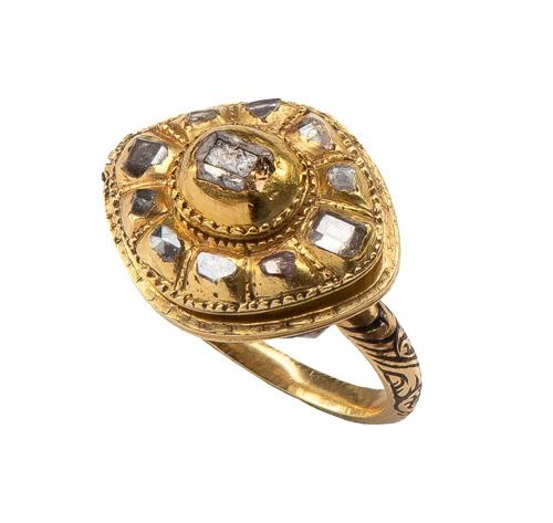 Koning Boudewijnstichting koopt zeldzame ring aan op TEFAF voor presentatie in museum DIVA