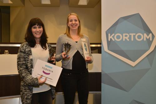 Stad Tienen wint Kortom-communicatieprijs 2016, Rode Kruis Vlaanderen kaapt de Publieksprijs weg