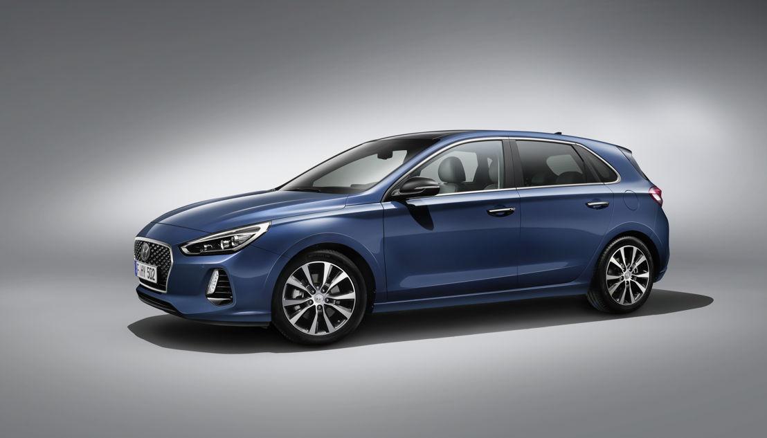 New Generation Hyundai i30 (2017)