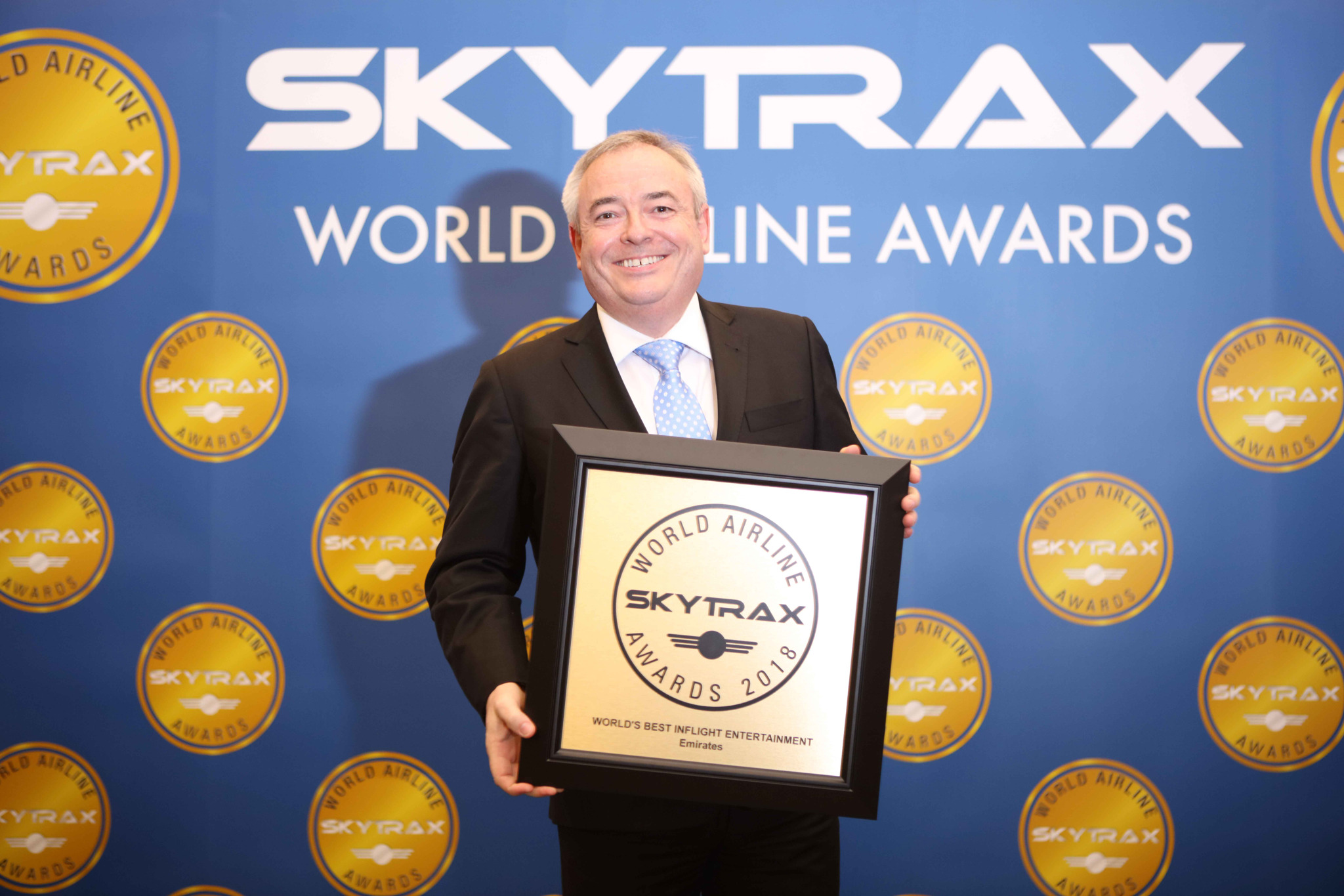 Emirates wins 14th consecutive World's Best Inflight Entertainment
