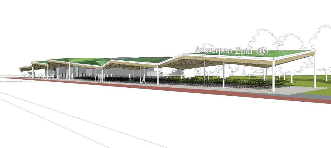NMBS en Stad Antwerpen gaan voor een kwalitatief en integraal toegankelijk station Antwerpen-Zuid