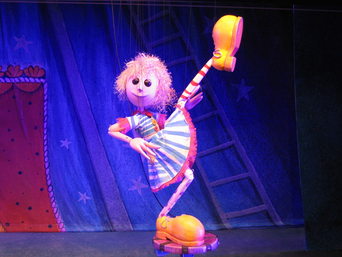 Cinderella - Center for Puppetry Arts