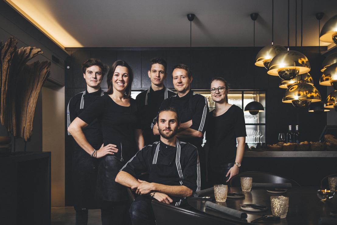 Een extra koksmuts en 15 punten voor Restaurant d'Oude Pastorie (Gault&Millau)