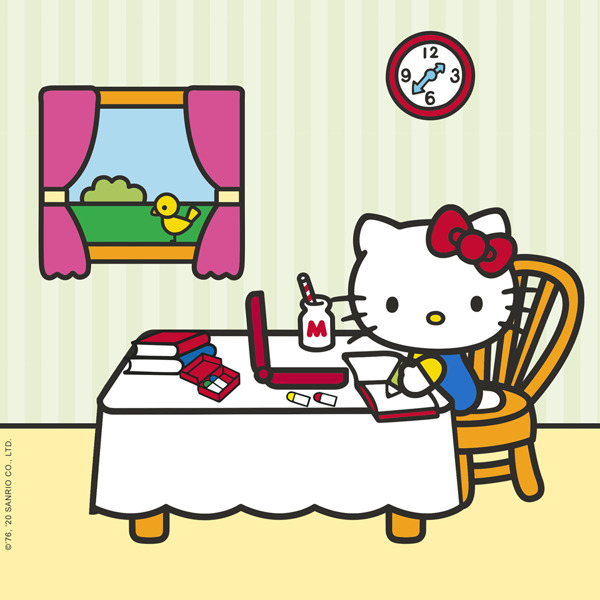 Preview: HELLO KITTY, TU COMPAÑERA INSEPARABLE EN ESTE REGRESO A CLASES