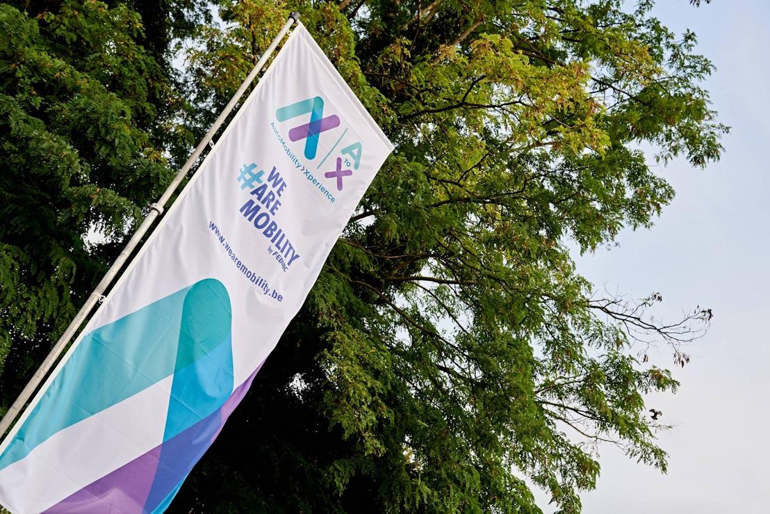 Essilor aanwezig op 'We are Mobility', een nieuw evenement dat plaatsvindt tijdens het Autosalon.